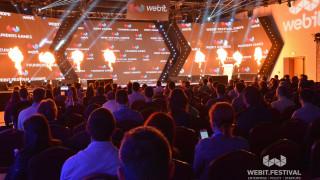 С над 200 фирми-изложители, изложбените площи на Webit.Festival Европа са почти напълно разпродадени
