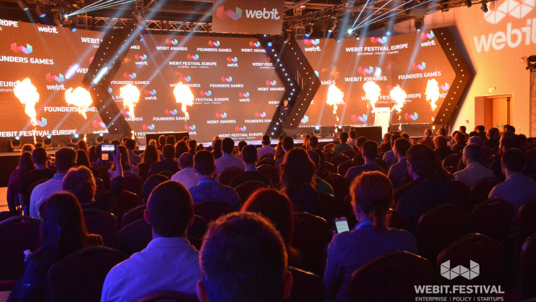 """Технологичното изложение Webit се мести в """"Арена Армеец"""""""