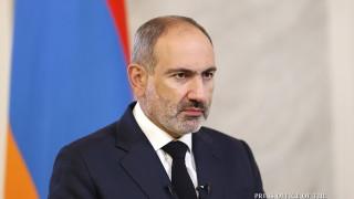 Опровергават слух за оставка на Пашинян