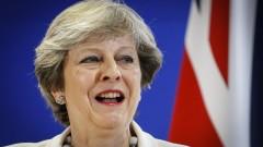 Обединеното кралство се зарича да напусне митническия съюз като цяло
