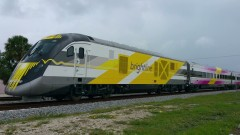 Първи високоскоростен влак в САЩ
