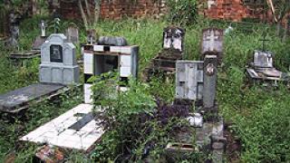 Второ осквернено сръбско гробище в Косово
