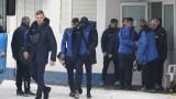 Групата на Левски за зимната подготовка в Кипър
