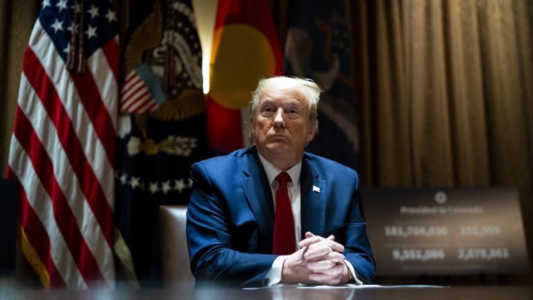 Тръмп настоява Джо Байдън и други демократи да бъдат хвърлени в затвора
