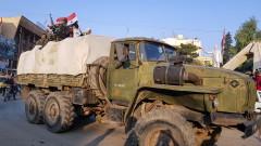 Шестима сирийски войници убити при първи гранични боеве с Турция