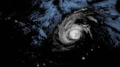 Извънредно положение на Хаваите заради ураган