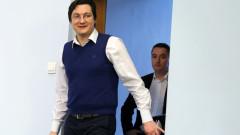 Божанков обяснява на Цветанов, че е депутат не заради популярен баща