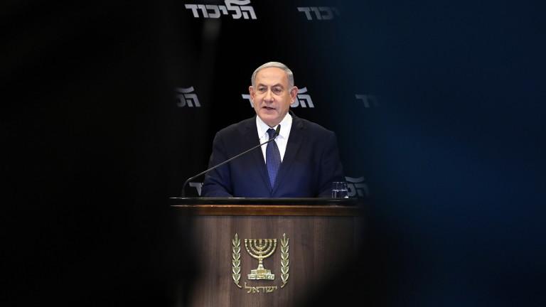 Израелският премиер Бенямин Нетаняху реши да поиска депутатски имунитет от