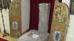 Показват икона от 18-ти век в музея на Русенската митрополия