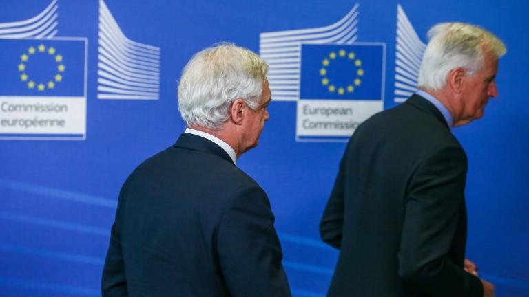 Дейвис напусна само след час преговорите за Брекзит