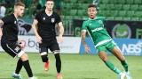 Абел Анисе: Вярвам в победата срещу Милан