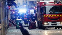 Осем загинали и над 30 ранени при пожар в Париж