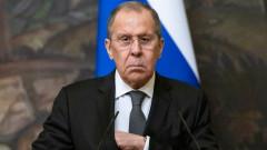 Лавров предупреди Запада, че няма да остави атаките му без отговор
