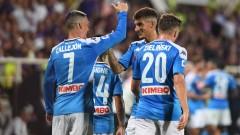 """Невероятно начало на сезона на """"Артемио Франки"""": 7 гола и дебют за Рибери в Серия """"А"""""""