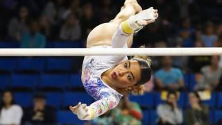 Гимнастичката, която стана хит и впечатли Джанет Джаксън