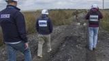 ОССЕ: Русия продължава да прехвърля войска и бойна техника в Украйна