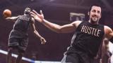 Hustle, Адам Сандлър, Леброн Джеймс, Netflix и филмът за баскетболен скаут