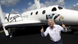 Милиардерът Ричард Брансън продава дял от Virgin Galactic, за да финансира авиокомпанията си