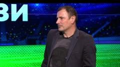 Вальо Найденов: Гриша Ганчев има повече хъс и спортна злоба от футболистите