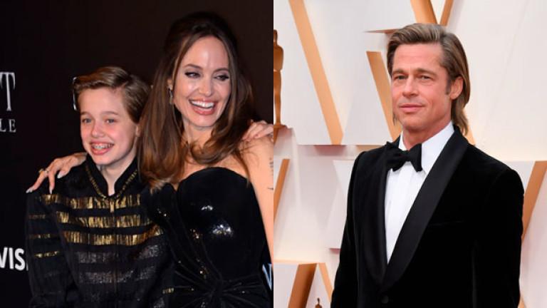 Предупреждението на Анджелина Джоли към Брад Пит