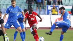 Eмисари от френската Лига 1 дойдоха за играчи на ЦСКА и Левски