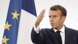 Френският президент се извини за гафа с химна на Албания