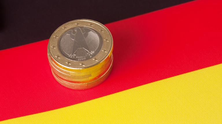 Германската икономика отчете ръст от 0,3% в края на 2020