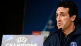 Бранител разкри, че ПСЖ ще има нов старши треньор след края на сезона