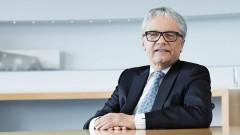 Дългогодишният лидер на европейски индустриален гигант се оттегля през 2019 година