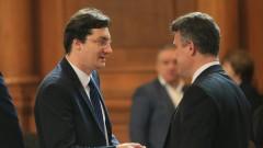 Левите искат оставката на Симеонов с отказ да се регистрират в НС