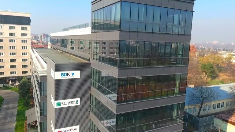 Снимка: БНП Париба Лични Финанси инвестира €3,5 милиона в нов офис в Пловдив и в централата си в София