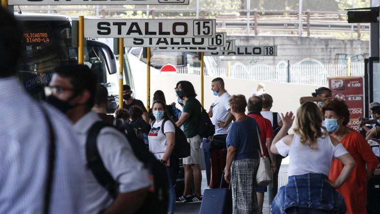 Италия удължава действието на 14-дневната карантина за влизащите в страната
