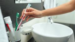 Защо и как да дезинфекцираме четката за зъби
