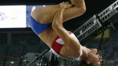 Руска доминация при жените в леката атлетика днес