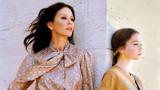Катрин Зита-Джоунс, Карис Зита Дъглас и съвместната им фотосесия за Fendi