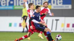 Фрайбург сломи Херта в мач с пет гола