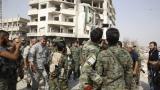 Започна евакуацията от сирийския град Дарая