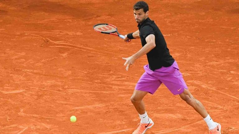 Григор Димитров за турнира в Монте Карло: Аз се чувствам добре да бъда у дома