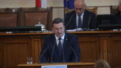 Таско Ерменков за оставките: Мафията си сменя министрите, но нрава не го мени
