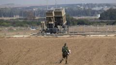 Газа изстреля две ракети по Израел