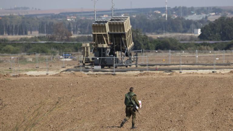 """Израел поставя """"Железен купол"""" и на бойни кораби"""