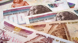 Рязък спад на египетската валута