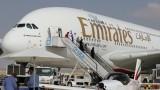 Авиокомпанията Emirates поема разходите за хотел на пътниците си с престоя им в Дубай