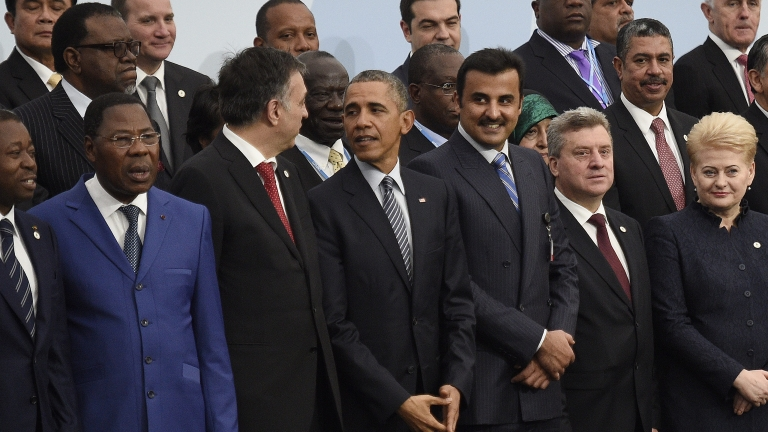 11 държави обещаха близо $250 млрд. за справяне с глобалното затопляне