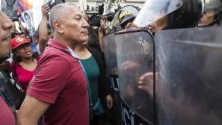 Нови сблъсъци в Перу след помилването на Фухимори