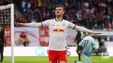 От РБ Лайпциг нямат намерение да намаляват цената на Тимо Вернер