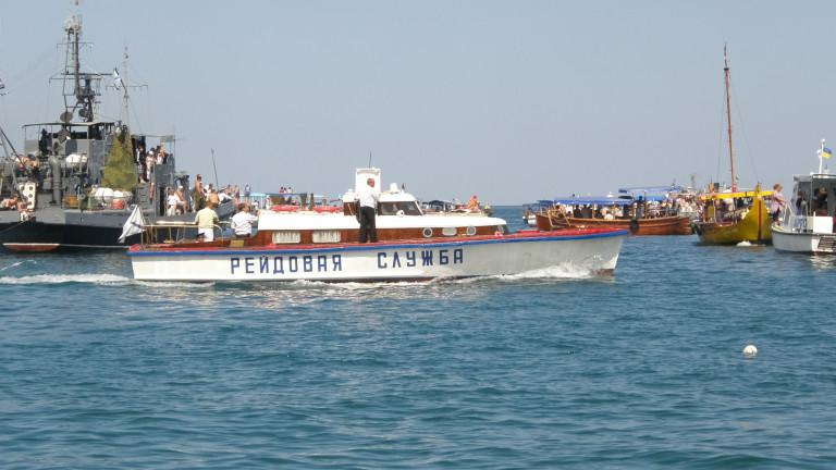 Русия прави яхтени пристанища на Крим