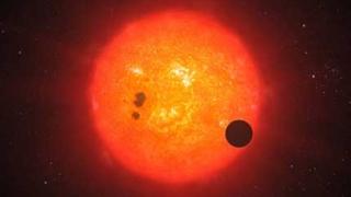 Откриха планета с вода и атмосфера