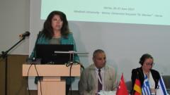 Йотова: Сътрудничеството ЕС - НАТО да се задълбочи
