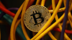 Bitcoin подскочи до над $5 000
